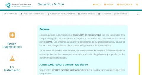 BioSequence lanza una guía interactiva para el seguimiento de pacientes con cáncer