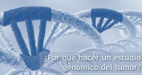 ¿Por qué hacer un estudio genómico de tu tumor?