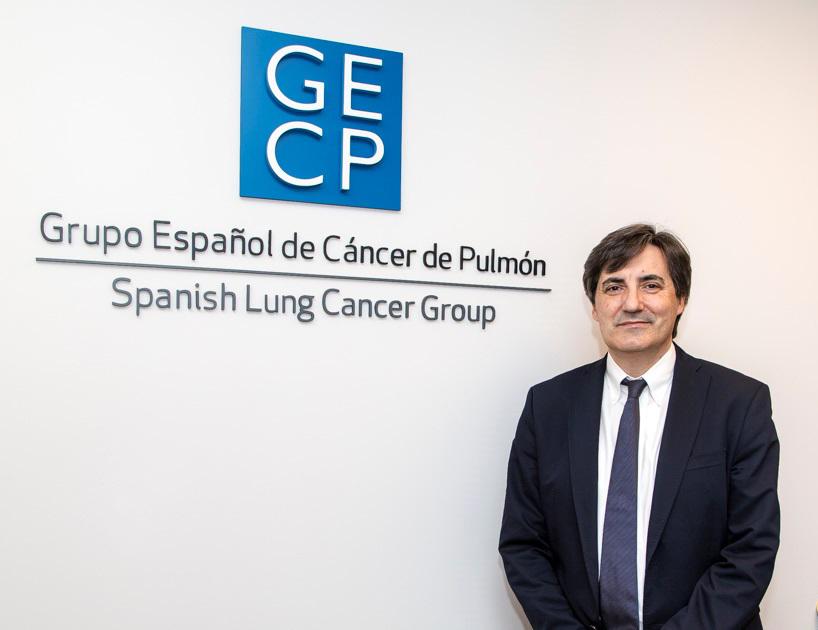 Dr. Mariano Provencio, Grupo Español de Cancer de Pulmón