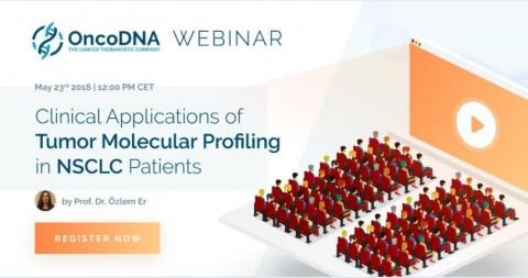 Webinar: Aplicaciones clínicas del análisis del perfil molecular del tumor en pacientes de cáncer de pulmón (CPCNP)