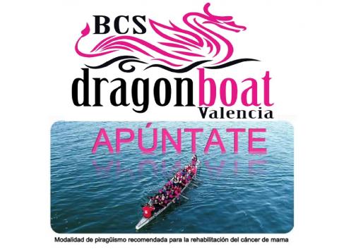 Mujeres Supervivientes del Cáncer de Mama unidas por el deporte en Valencia