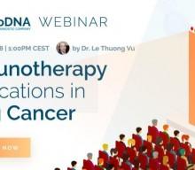 Webinar: Implicaciones de la inmunoterapia en Cáncer de Pulmón