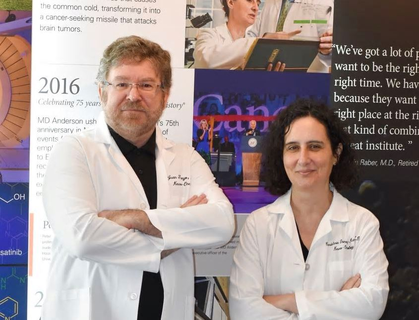 Las células cancerígenas, diana perfecta para la acción de los virus.