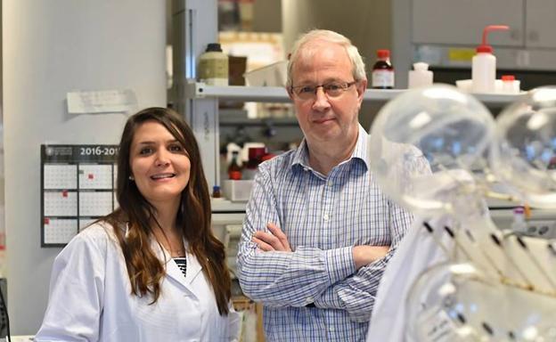 Prueba un nuevo fármaco llamado¨Nav -Gal¨que reduce la toxicidad del tratamiento del cáncer.
