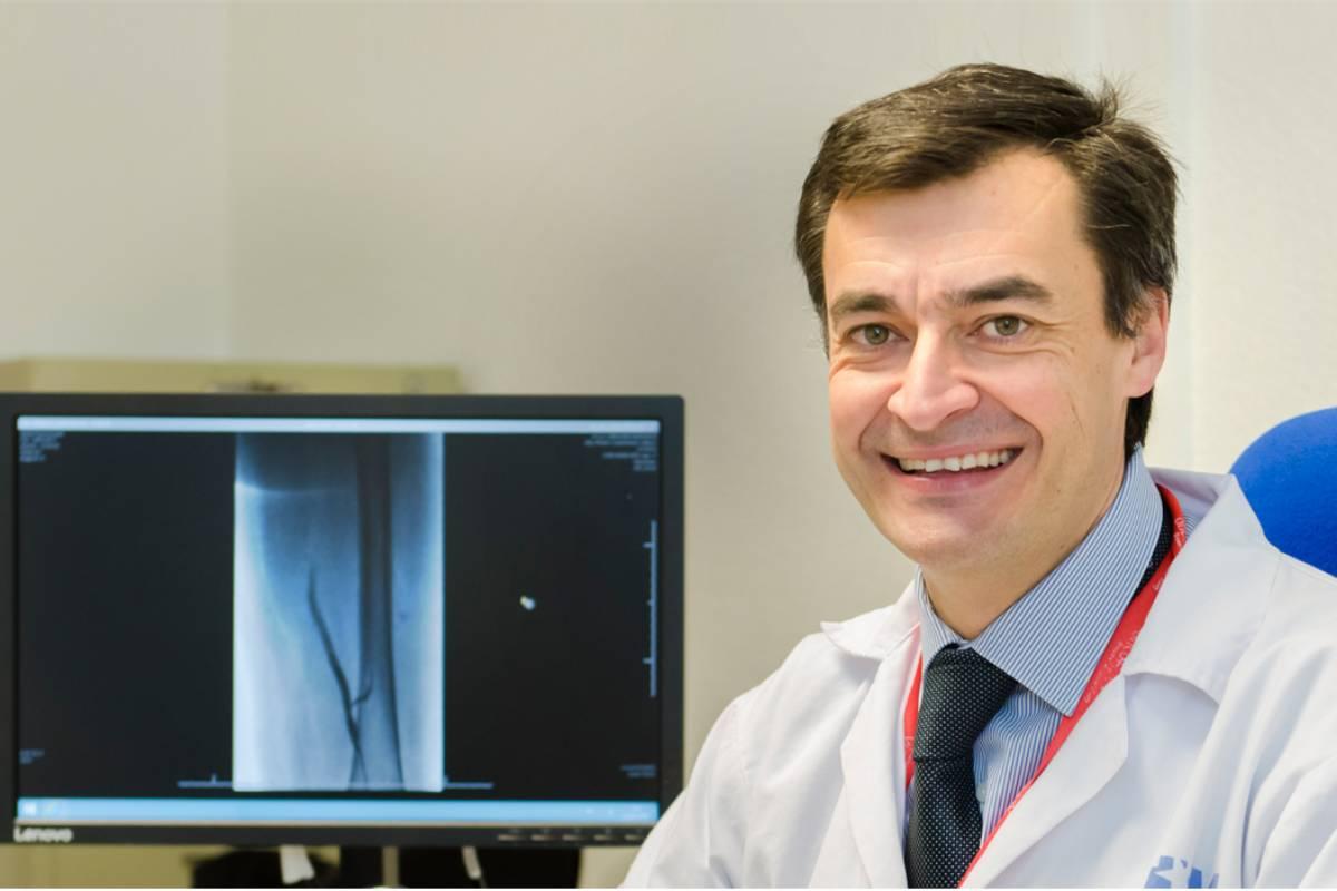 El Hospital Gregorio Marañón lidera un estudio para tratar trombos en pacientes con cáncer.
